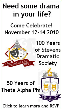 Stevens Dramatic Society 100th Anniversary