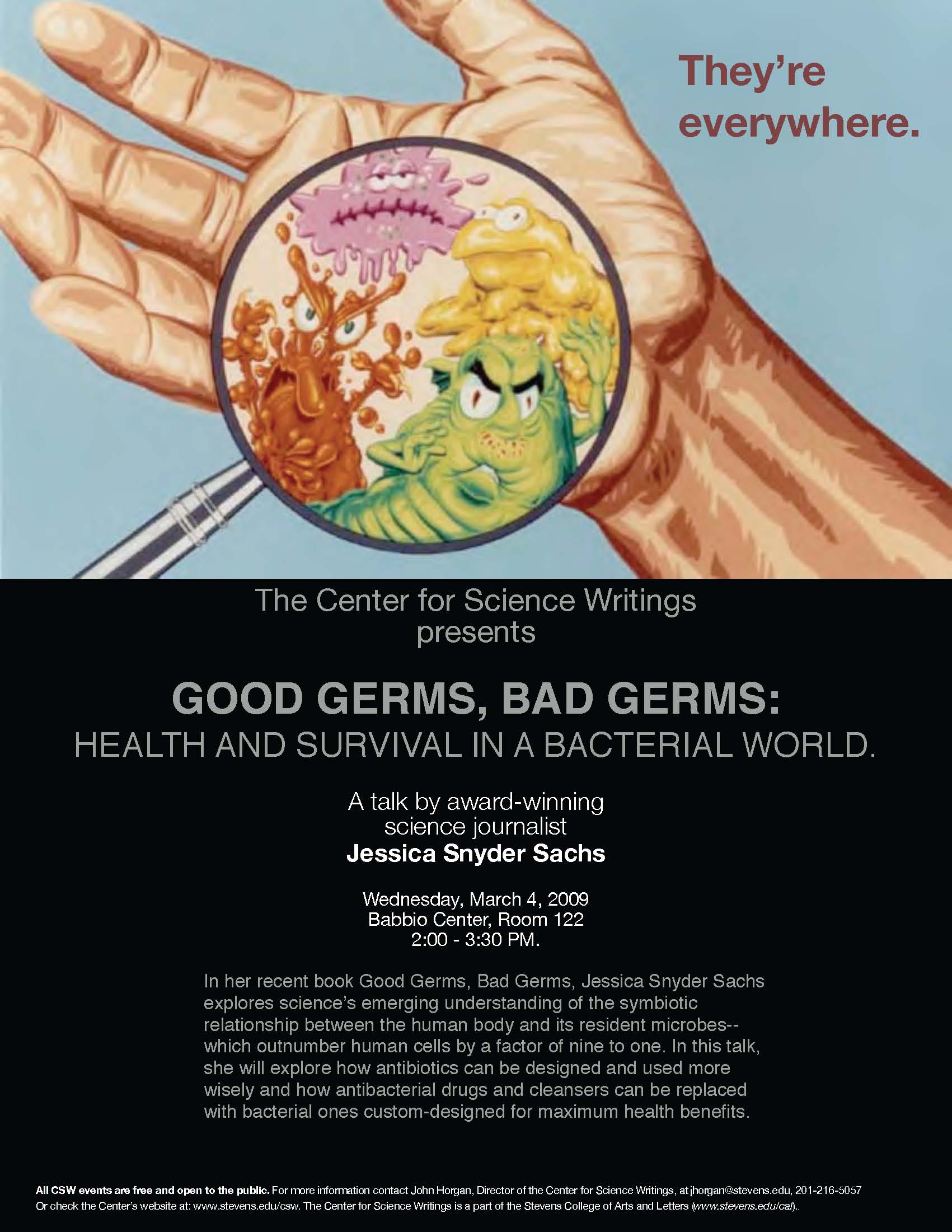 2009 good germs bad germs health and survival in a bacterial world